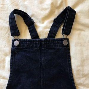 Cotton On Dresses - Cotton on denim overall dress